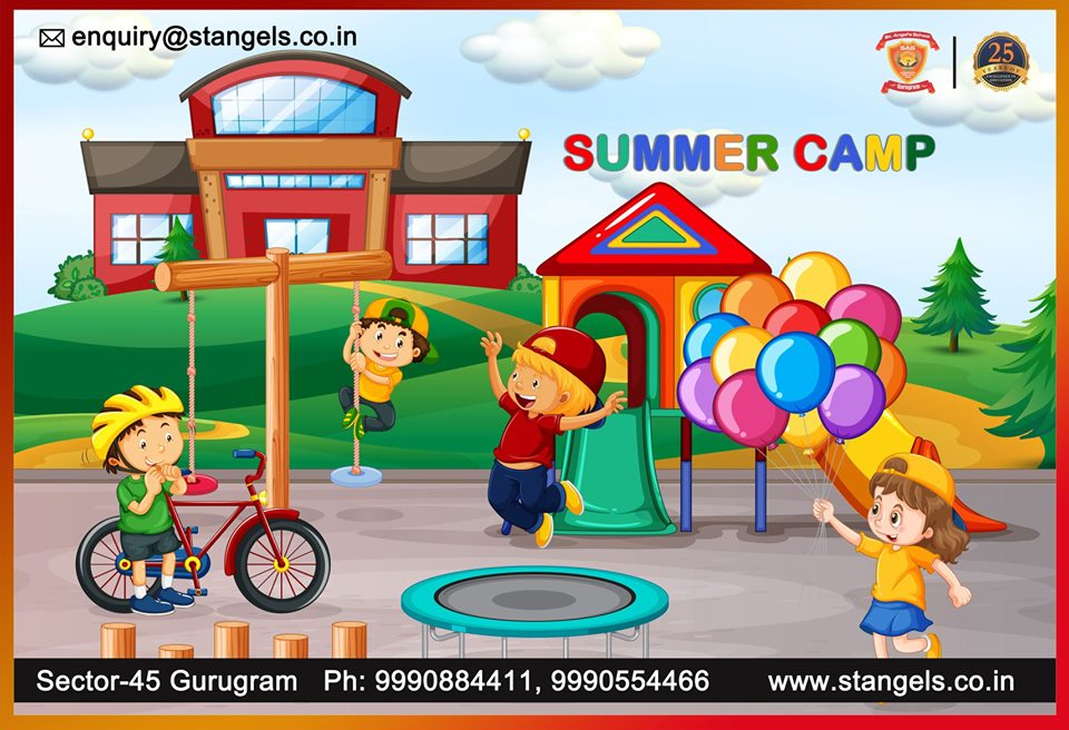 summer-camp in gurgaon
